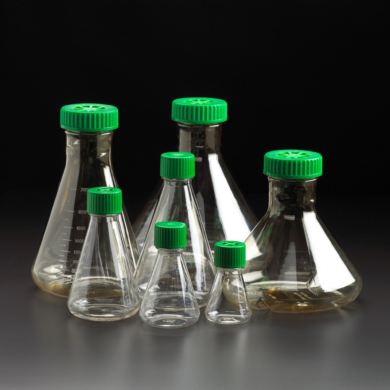 blk190 erlenmeyer flask family