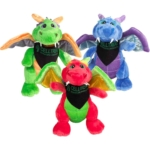 Set of 3 Dragons