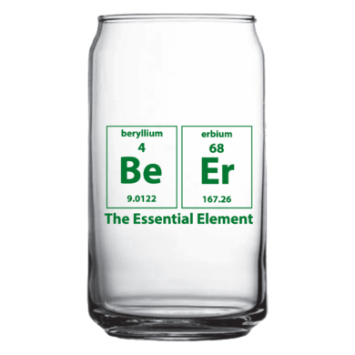 elements beer glass