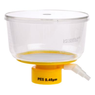 img329 500ml bottle top filter 0 45um