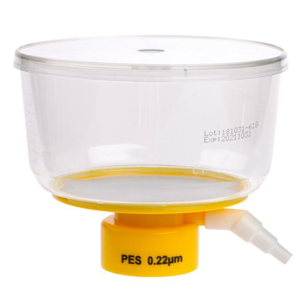 img333 500ml bottle top filter 0 22um