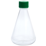 img616 1000ml petf erlenmeyer flask solid cap